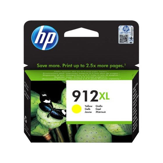 Tinta HP No.912XL Yellow P/N: 3YL83AE