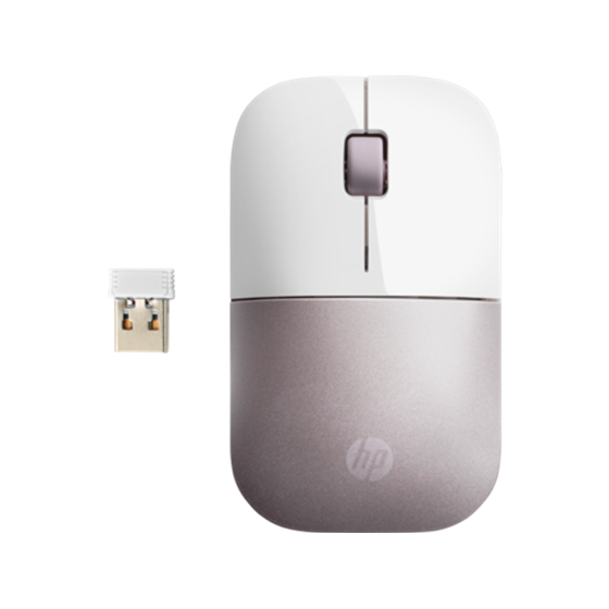 Miš HP Optical Wireless Z3700 Pink P/N: 4VY82AA