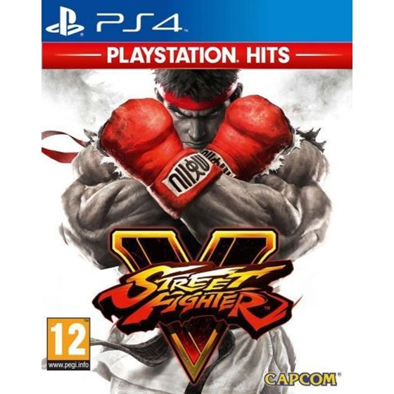 PS4 Street Fighter V HITS P/N: SF5HITSPS4