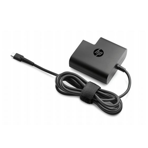 Punjač za prijenosnike HP AC 65W USB-C Power Adapter P/N: 1HE08AA