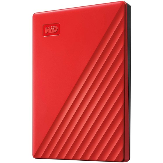 "HDD Eksterni 2TB Western Digital My Passport Red 2.5"" USB P/N: WDBYVG0020BRD-WESN"