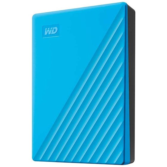 "HDD Eksterni 4TB Western Digital My Passport Blue 2.5"" USB 3.2 5400rpm 8MB P/N: WDBPKJ0040BBL-WESN"