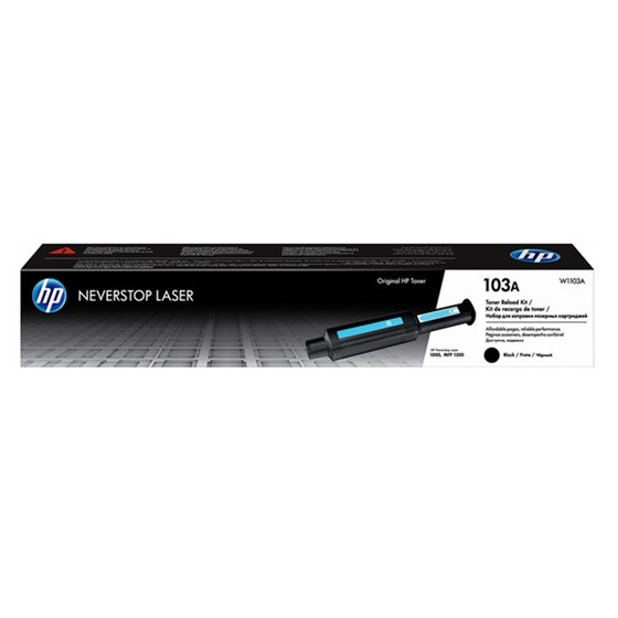 Toner HP 103A Neverstop Toner Reload Kit  P/N: W1103A