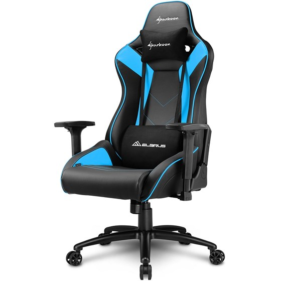 Gaming stolac Sharkoon Elbrus 3 crno-plava P/N: 45530