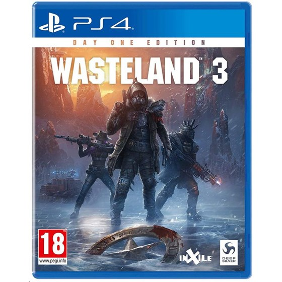 PS4 igra Wasteland 3 Day One Edition P/N: 4020628733575