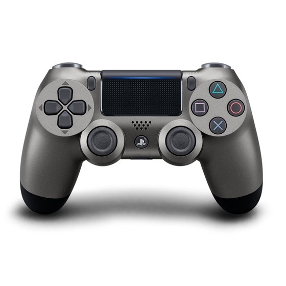 Sony Playstation 4 Dualshock Wireless Controller v2 Steel Black P/N: 9868262