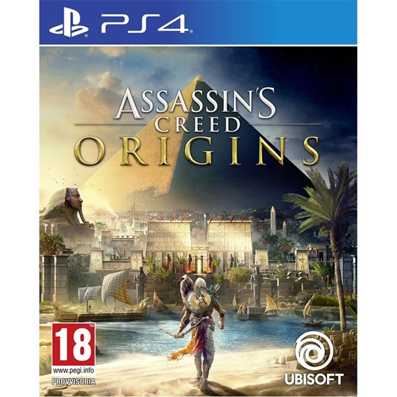 PS4 igra Assassin's Creed Origins Standard Edition P/N: ACOSEPS4