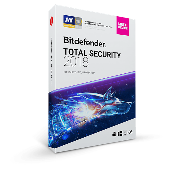 Software BitDefender Internet Security 2018 za 1 korisnika P/N: BITIS1811-R