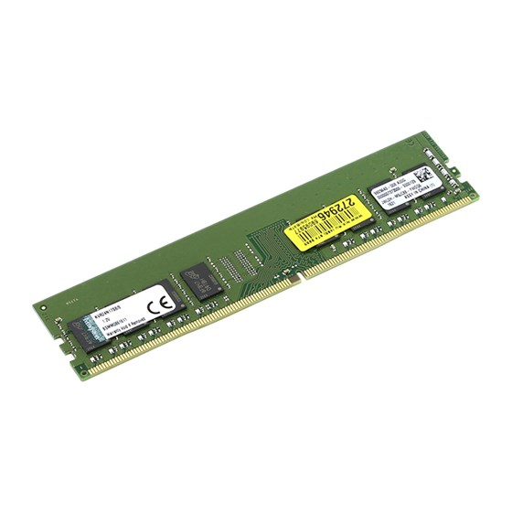Memorija za PC 8GB DDR4 2400MHz Kingston P/N: KVR24N17S8/8