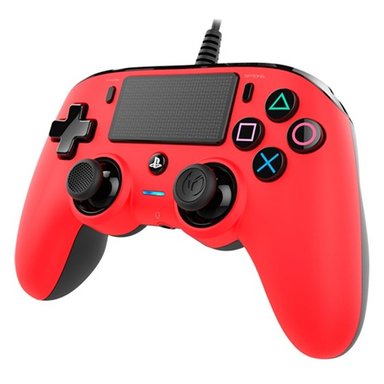 Gamepad BigBen Nacon PS4 Crveni P/N: PS4OFCPADRED