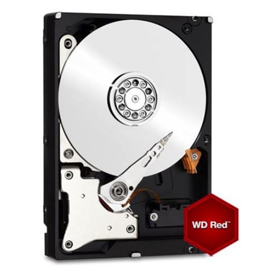 "HDD 10TB Western Digital Red 3.5"" SATA 3 5400rpm 256MB P/N: WD100EFAX"