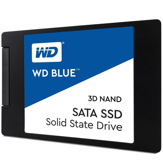 SSD 500GB Western Digital Blue P/N: WDS500G2B0A
