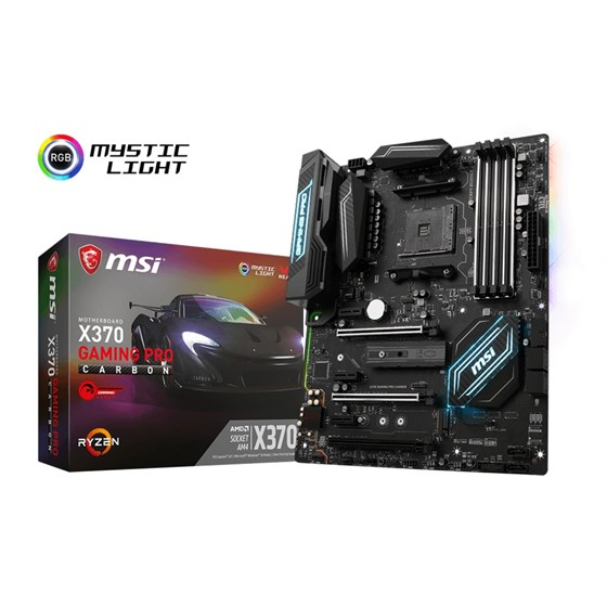 Matična ploča MBO MSI X370 Gaming Pro Carbon Socket AM4 P/N: X370_GAMING_PRO_CARB