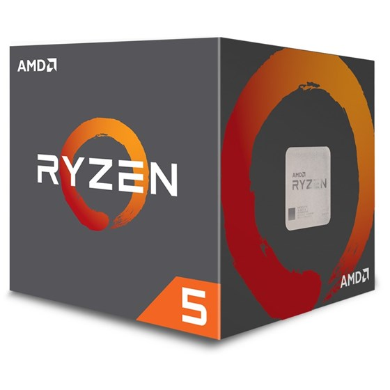 Procesor CPU AMD Ryzen 5 1600 3.20GHz Socket AM4 P/N: YD1600BBAEBOX