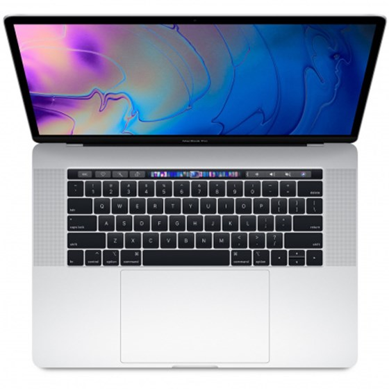 "Apple MacBook Pro 15 Retina Touch Bar Intel Core i7 2.60GHz 16GB 256GB Mac OS Sierra 15""Radeon Pro 555X w 4GB Silver P/N: mv922cr/a"